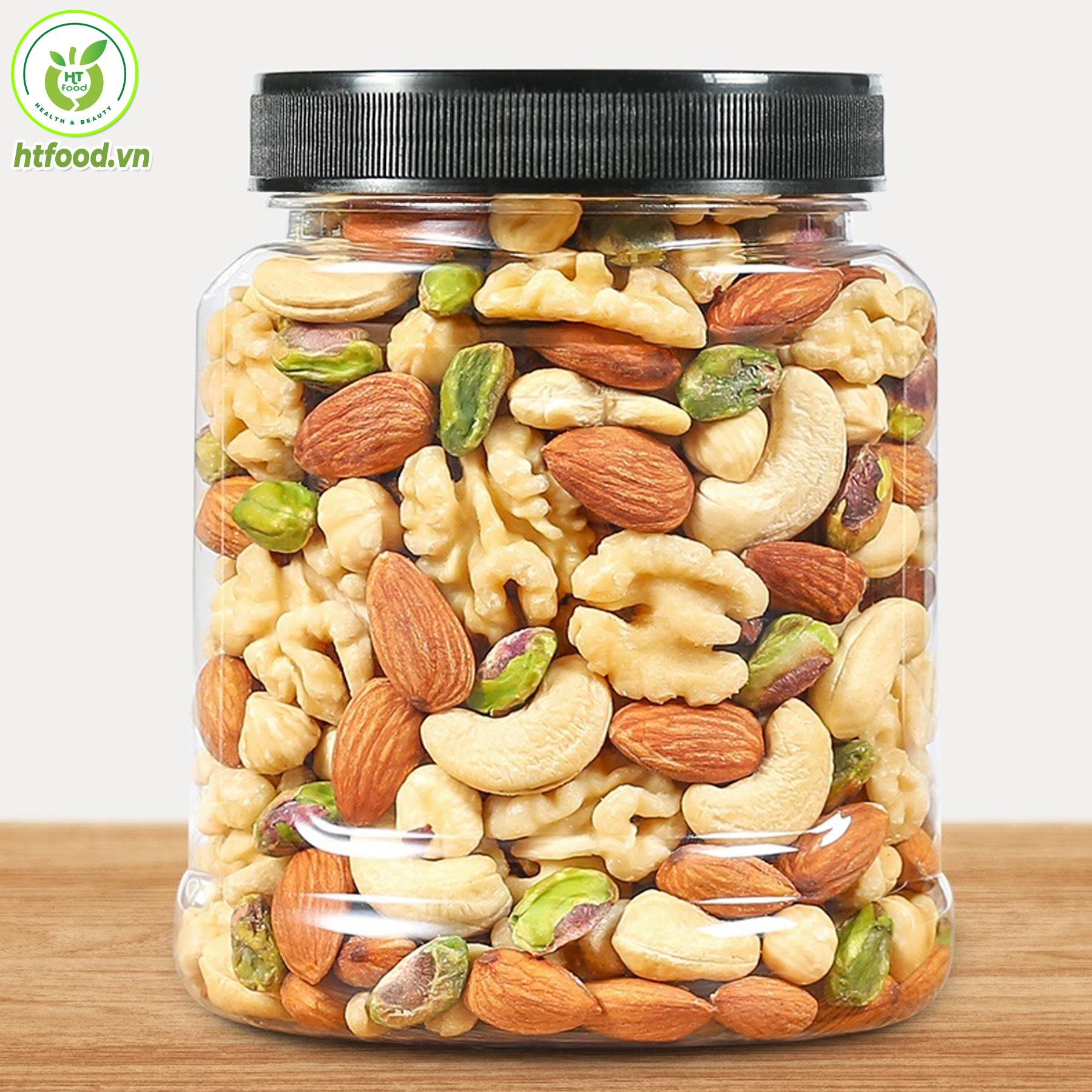 Hạt dinh dưỡng mixed nuts mua ở đâu?